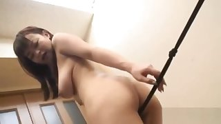 Big titted slut teases with regard to front part2