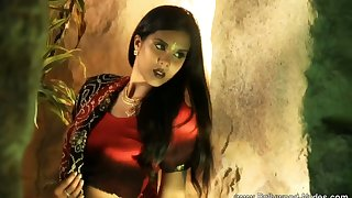 Indian Exotic Dancing Ritual Exposed in Bollywood Nudes